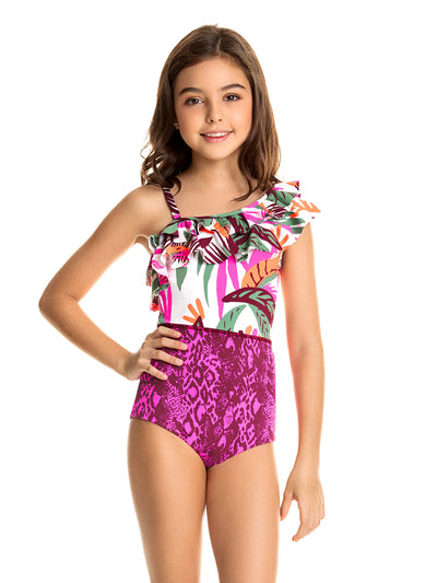 Maaji Kids: Ruffle Punch One-Piece (3108KKO004)