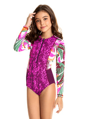 Maaji Kids: Tiki Island One-Piece (3135KKO004)