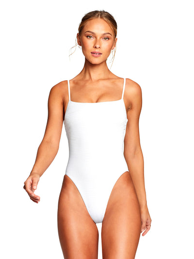 Vitamin A: Jenna Bodysuit (229M-WET)