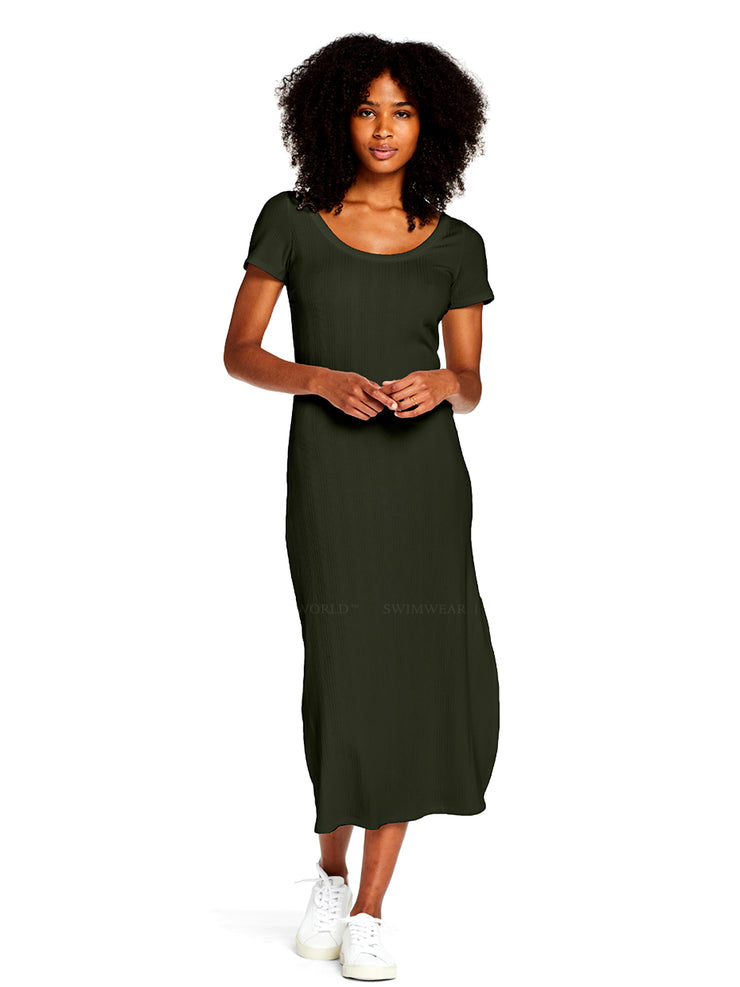 Vitamin A: Catalina Tee Dress (120TD-FTOR)