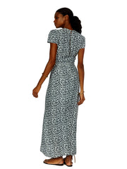 Vix: Julien Isis Long Dress (344-648-035)