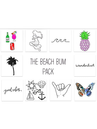 The Beach Bum Pack