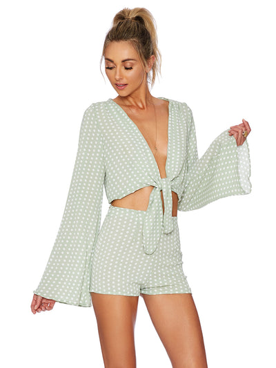 Ellejay: Daisy-Kylie  Cover Up  S18T022-GPO-S18B020-GPO