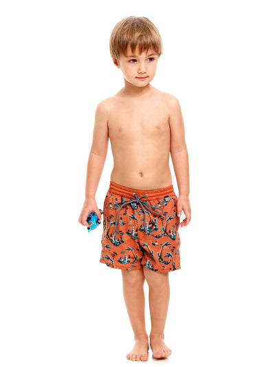 Agua Bendita Kids: Nick Trunk (7032)