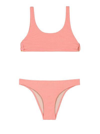 PQ Swim: Ring Side Halter-Basic (CCT-364H-CCT-203T-CCT-203F)