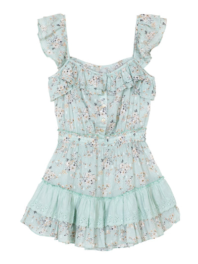 PQ Swim: Cate Ruffle Dress (PSI-1065D)