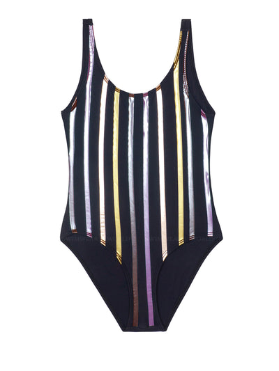 Torey Striped One-Piece