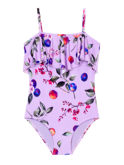 PQ Swim Kids: Ruffle One-Piece (PAS-628P)