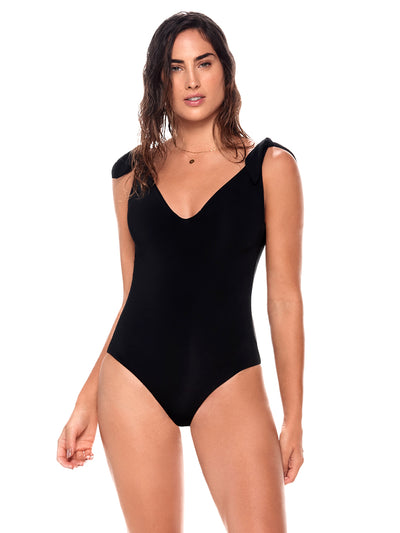 Black Lightup One-Piece