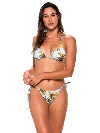 Malai: Retro Hawaii Basal Triangle-Retro Hawaii Dolly  Bikini  T01051-B02051