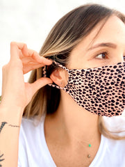 Melon Cheeta Mask