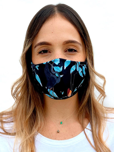 Fashion Accessory Garzetta Mask
