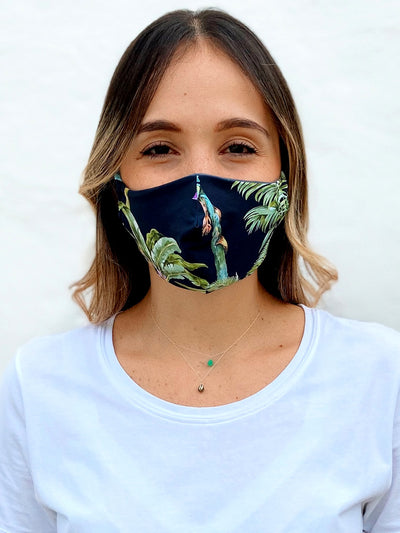 Jungle Sight Mask