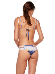 Malai: Color Collage Lush Triangle-Color Collage Sandy  Bikini  T14032-B10032