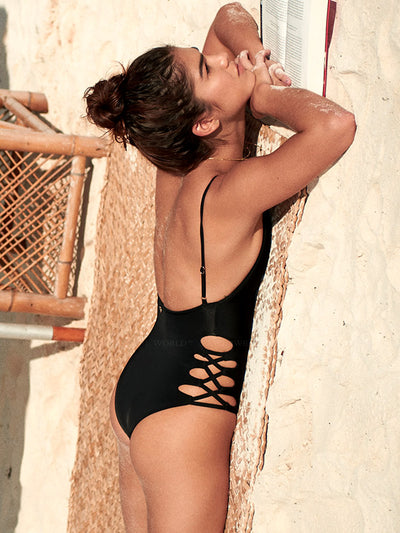 Black Bowline One-Piece
