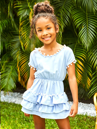 Little Peixoto: Nissi Dress (81805-SBLU)