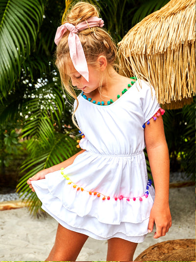 Little Peixoto: Nissi Dress (81805-WHTM)