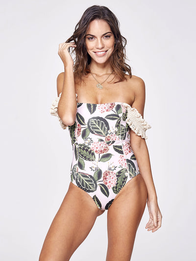 Catalina Pink One-Piece