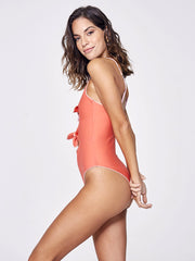 Marion Pink One-Piece