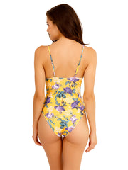 Marion Roses Reversible One-Piece