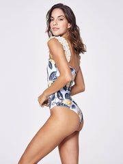 Catalina Blue One-Piece