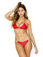 Beach Bunny: Ball And Chain (R1505T1-REDD-R1505B1-REDD)