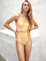 Lily and Rose: Luna One-Piece (131LOC-CAL)