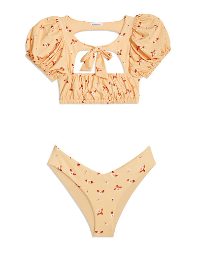 We Wore What: Lily-Delilah  Bikini  WWST11-2-74A-WWSB04-12-74A