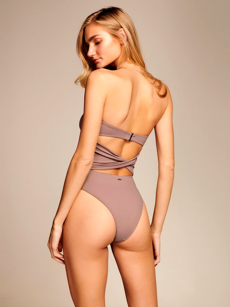 Bandeau One-Piece