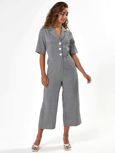 Charlie Holiday: Harvey Jumpsuit (SEW1300-HOUN)