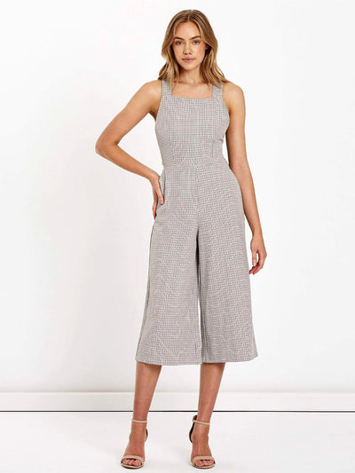 Charlie Holiday: Dylan Jumpsuit (VIE1302-PLAI)