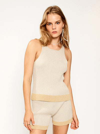 Suboo: Sonnet Knit Top-Sonnet Knit Short (SB1818PF20-SB1816PF20)