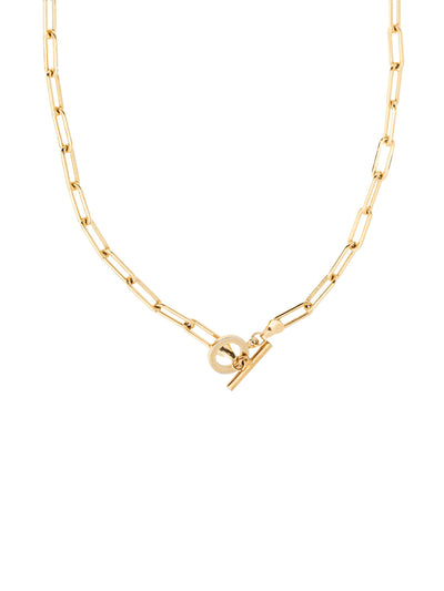 Shashi: Patron Necklace (PATRONNECKLACE-GOLD)
