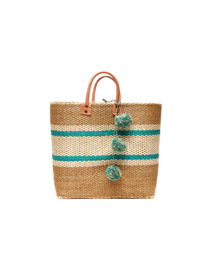 Mar Y Sol: Cyprus Tote Bag (8219-C)