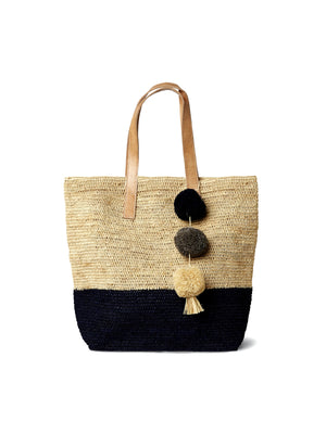 Mar Y Sol: Montauk Tote Bag (7771-NV)