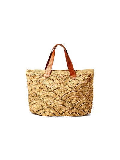 Mar Y Sol: Tulum Tote Bag (7499-N)