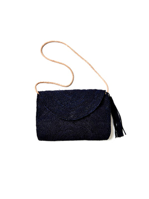 Mar Y Sol: Leah Shoulder Bag (7725-NV)