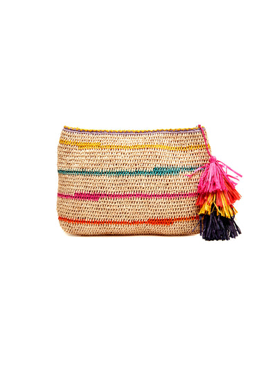 Mar Y Sol: Evie Clutch Bag (8326-N)