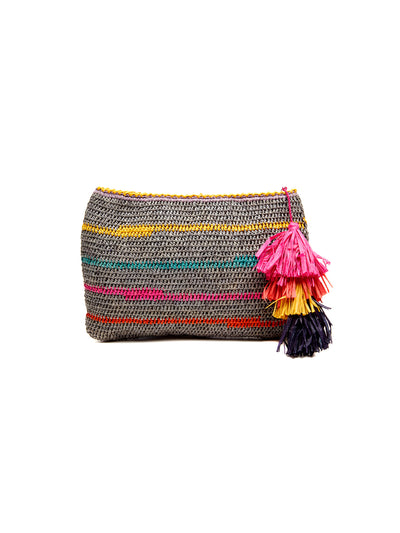 Mar Y Sol: Evie Clutch Bag (8326-D)