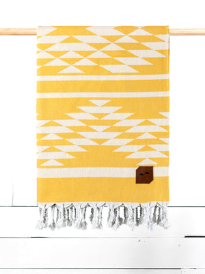 Slowtide: Chico Blanket (ST311-MUST)