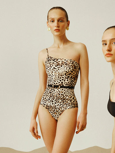 Anais and Margaux: Giselle One-Piece (A19GSL-LEO)