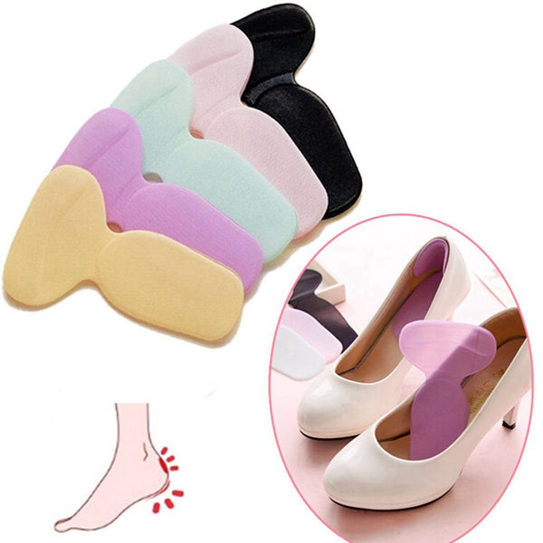 Soft Silicone High Heel Cushion Shoe Insert Dance Insole Pads Foot Care