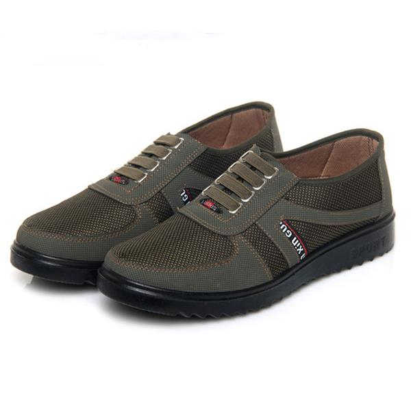 Men's Casual Shoes Comfortable Soft Bottom Sneakers