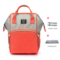 Baby Bag Travel Backpack