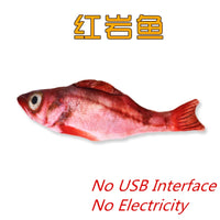 Electronic Wiggling Fish