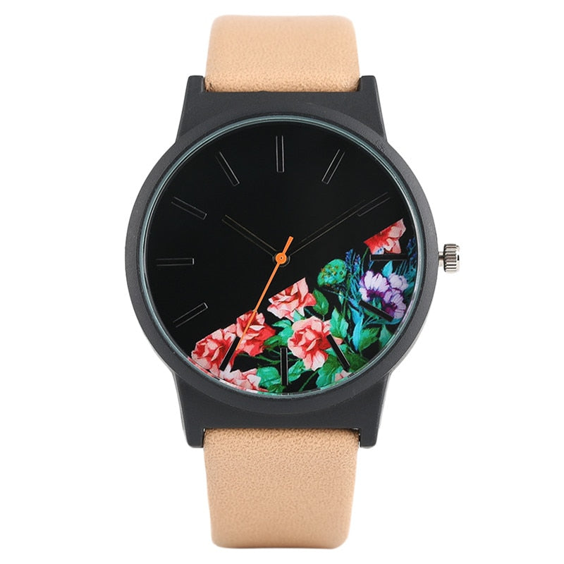 Unisex Tropical Wristwatch