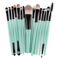 15pcs  Professional Make Up BrushSet