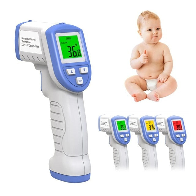 Ships from USA - Digital Infrared Body Thermometer