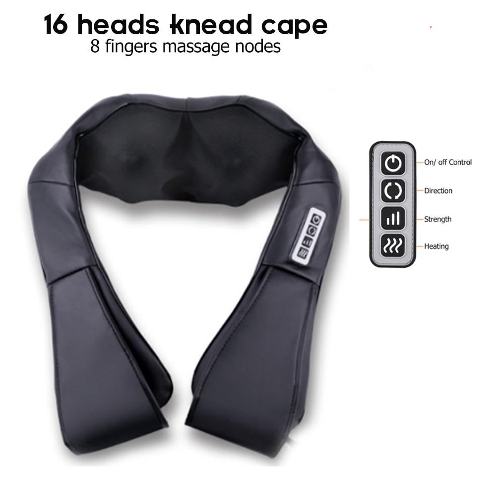 Electric Cape Neck Massager