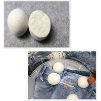Wool Laundry Cleaner Balls